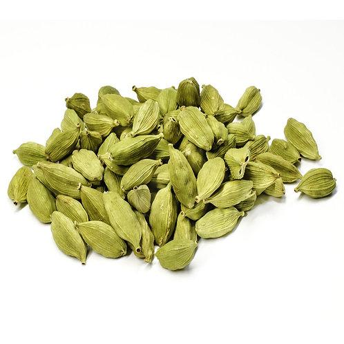 Organic Green Cardamom 1.0 lb