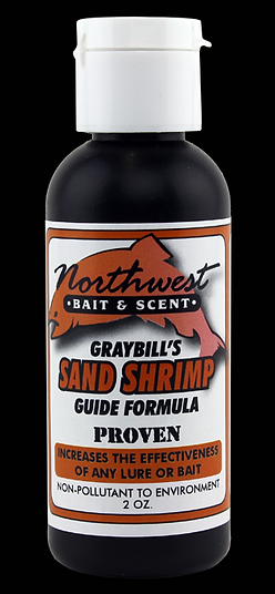 NWBait Graybill's Sand Shrimp Formula 2oz.