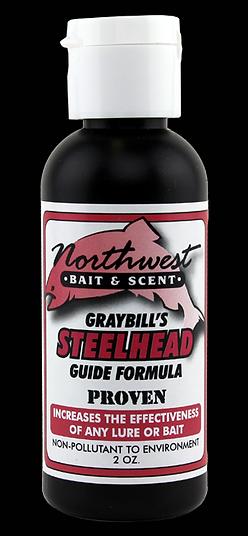 NWBait Graybill's Steelhead Formula 2oz.