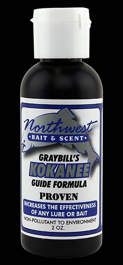 NWBait Graybill's Kokanee Formula 2oz.