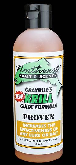 NWBait Graybill's Krill Formula 8oz.