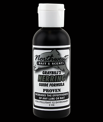 NWBait Graybill's Herring Formula 2oz.