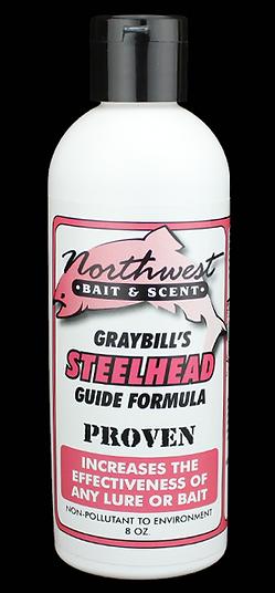 NWBait Graybill's Steelhead Formula 8oz.