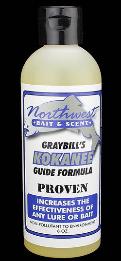 NWBait Graybill's Kokanee Formula 8oz.