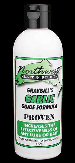 NWBait Graybill's Garlic Formula 8oz.