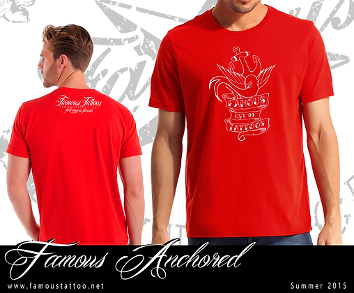 Famous Anchored Red