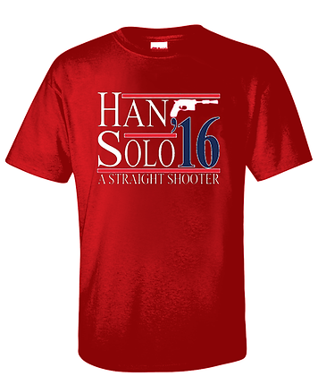 Han Solo For Office