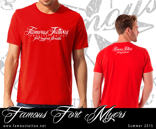 Famous Fort Myers Red