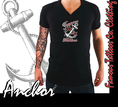 Anchor V-Neck