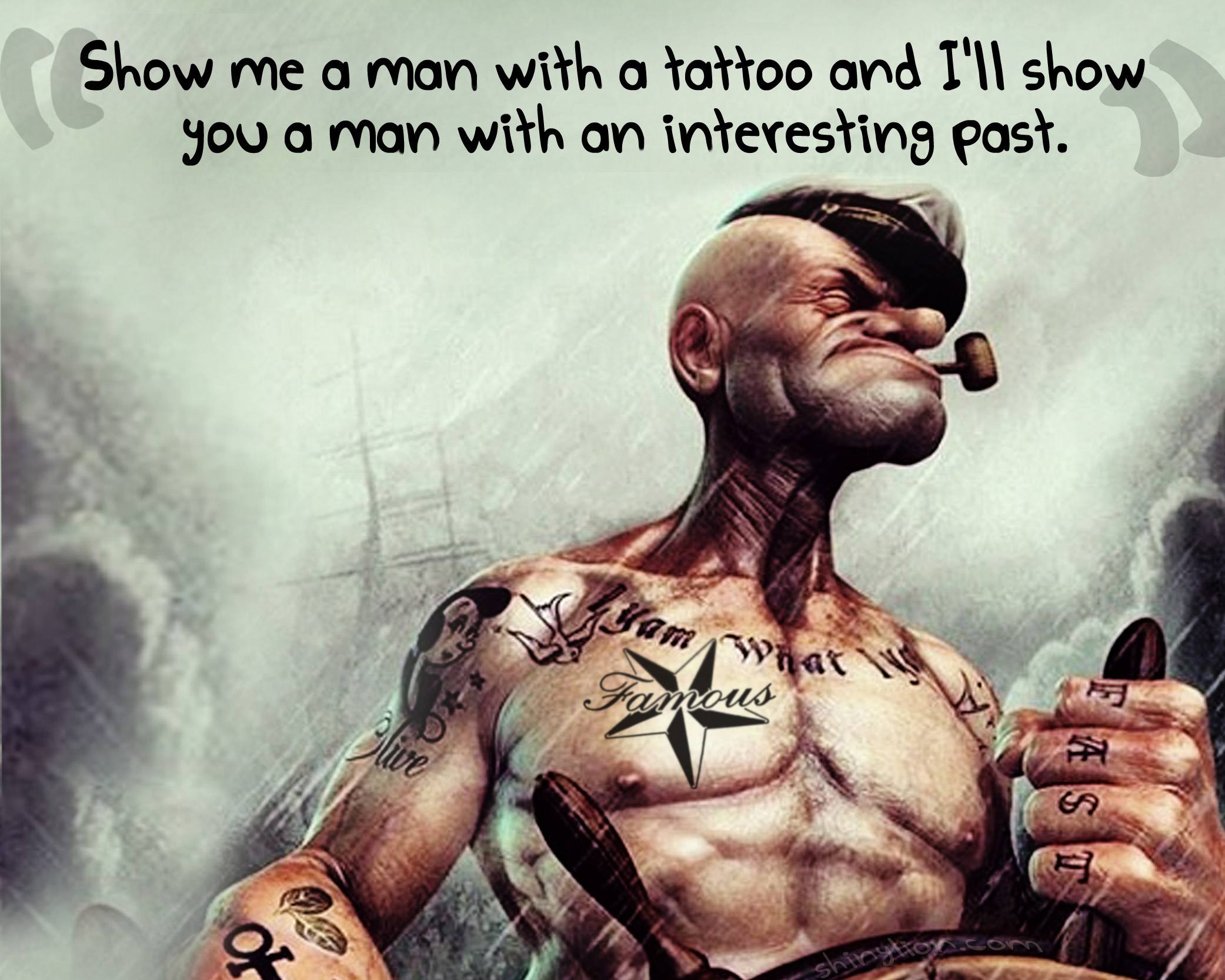 Famous Tattoos & Body Piercing