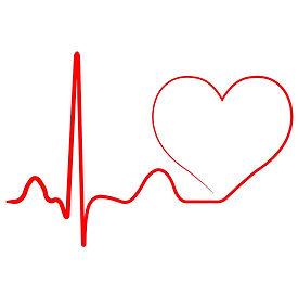 hospital-heart-logo-with-pulse-heart-bea