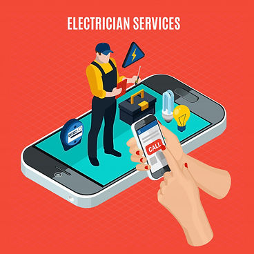 electricity-isometric-red-composition_12