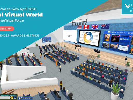 Laval Virtual 2020 : le come back virtuel