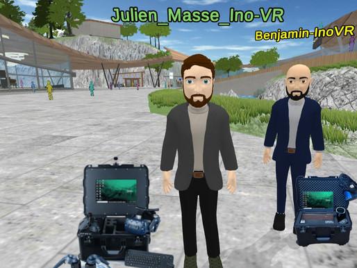 Rencontrez Ino-VR au Laval Virtual World 2020 !