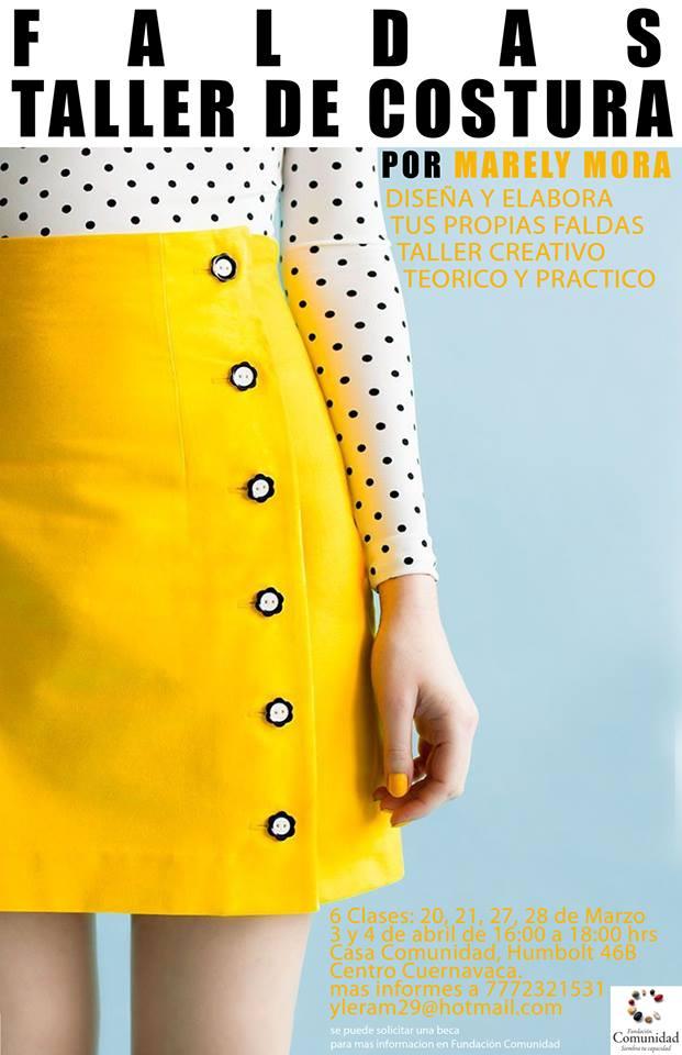 Taller confección de faldas