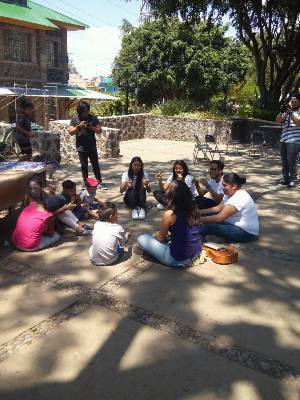 Estudiantes de Servicio en Campo