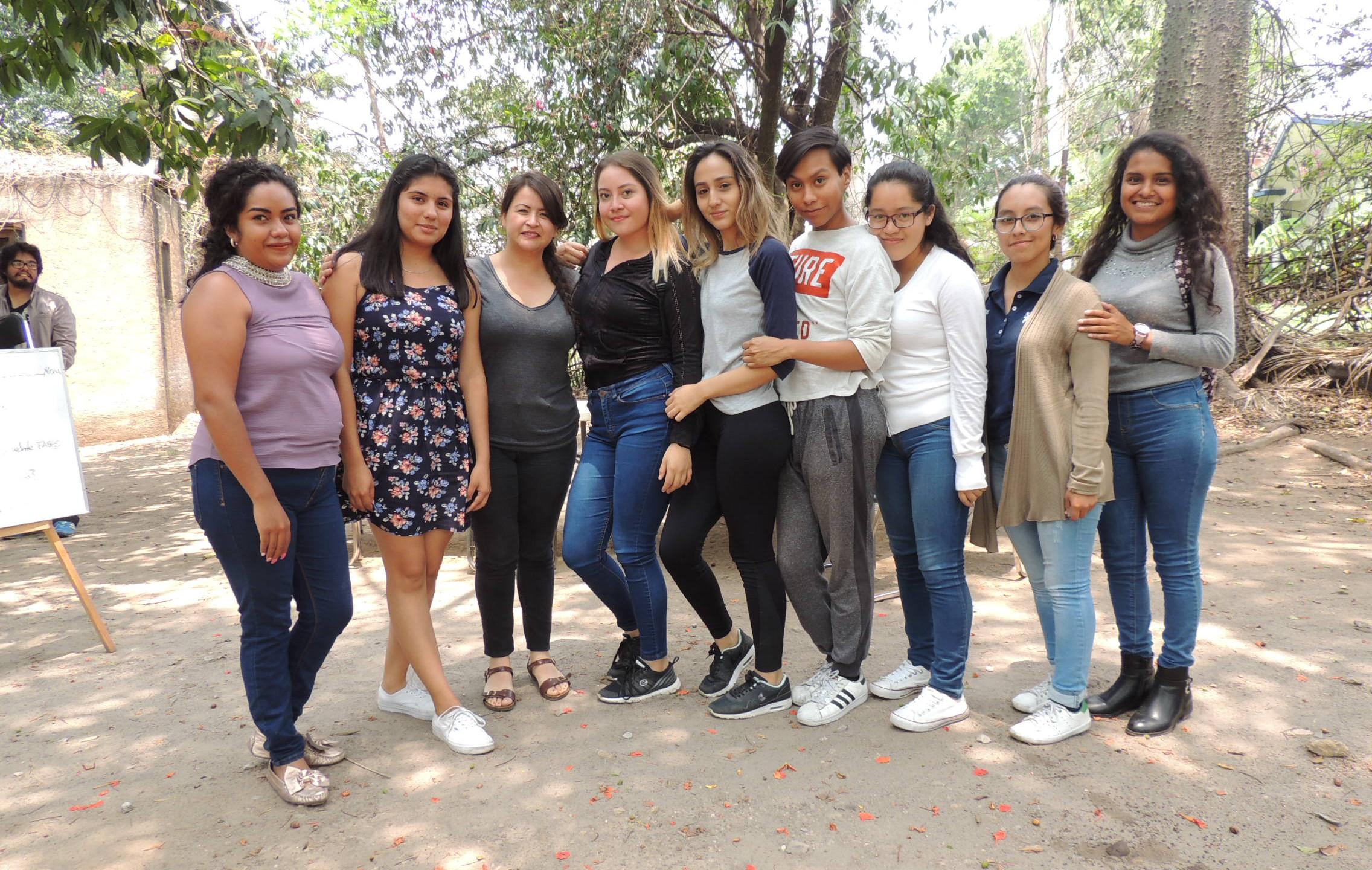 Estudiantes de FEST Temixco