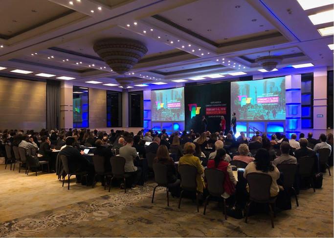 Encontramos la solución de raíz, en la Cumbre de Fundaciones Comunitarias de América del Norte