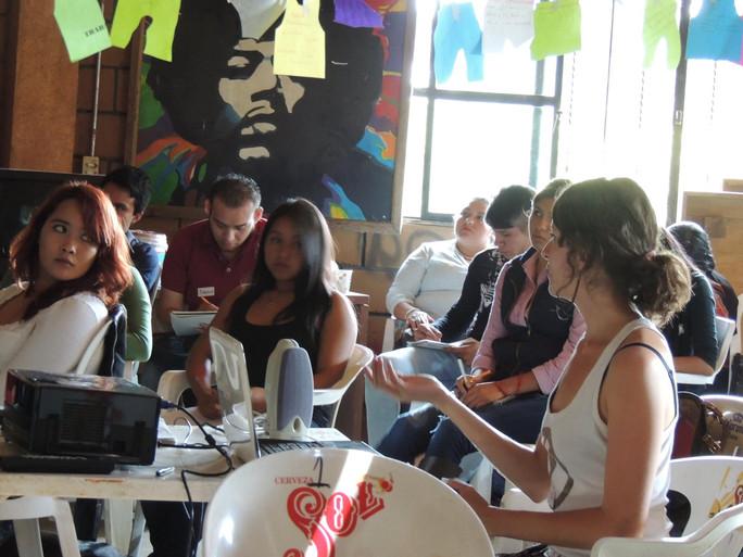 Taller de Estrategias para la Participación Comunitaria en Chiamilpán