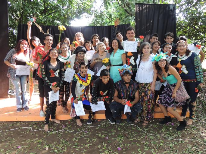 """""""Historias de la Semilla"""" Teatro comunitario en Mazatepec"""