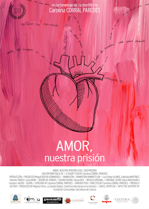 """""""Amor, nuestra prisión"""": cortometraje morelense que ha dado la vuelta al mundo."""