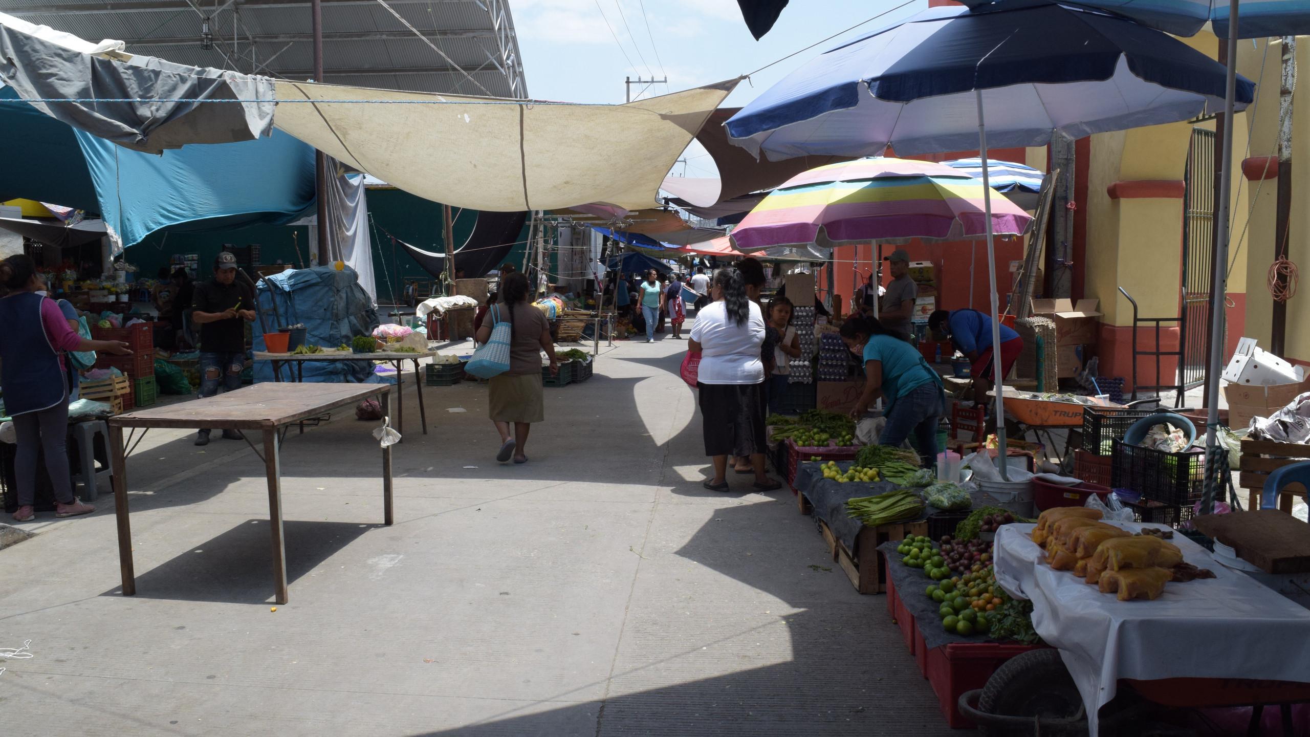 Mercado de Xoxocotla