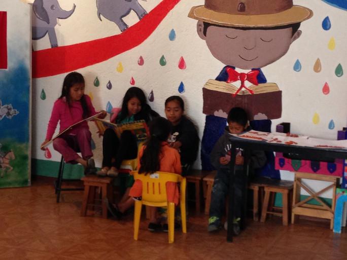 Proyecto Semilla: Sala de Lectura, una parada en la Estación