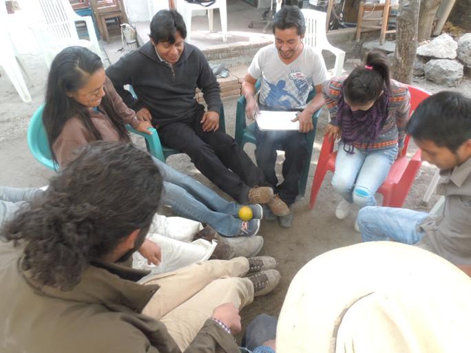 Espacios colectivos para compartir