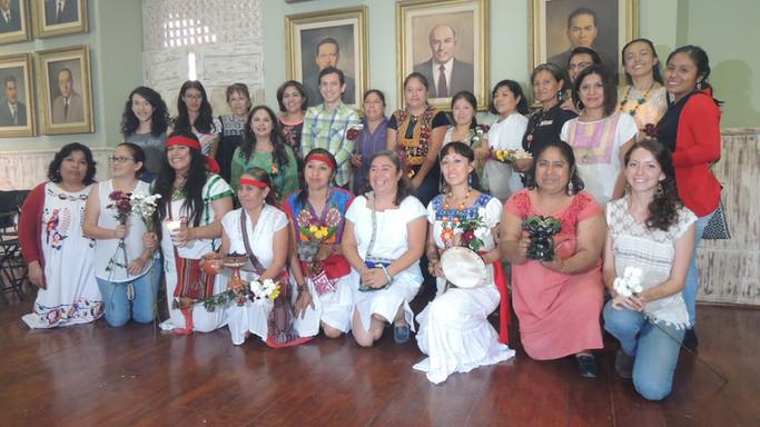 """Foro: """"Mujeres Indígenas compartiendo saberes y tejiendo alianzas"""""""