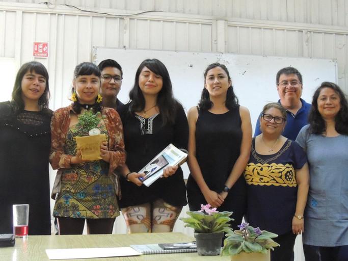 Nenemi Paqui Cihuameh, Huertos Ent y Rufina Fashion