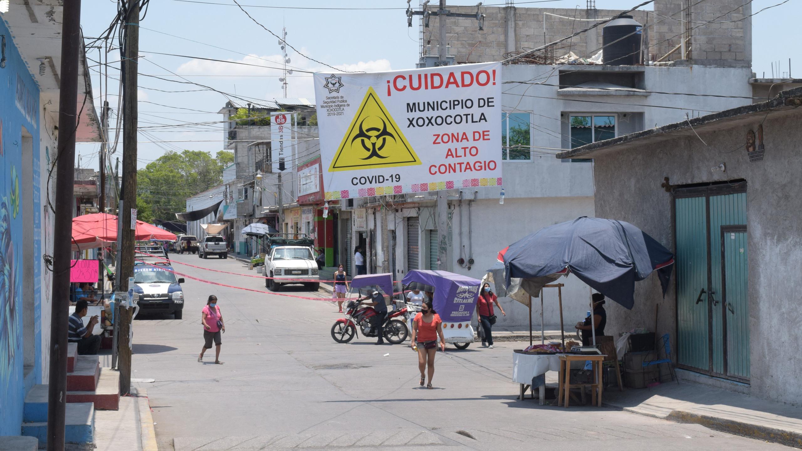 Calle de Xoxocotla