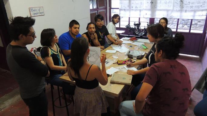 Impulsando la expresión y desarrollo de capacidades en las juventudes