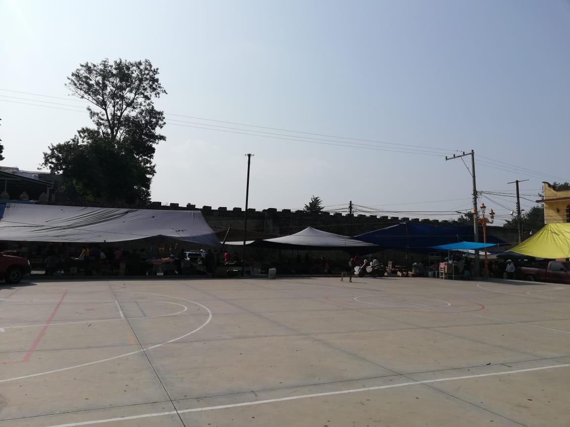 Mercado Ocuituco, Morelos