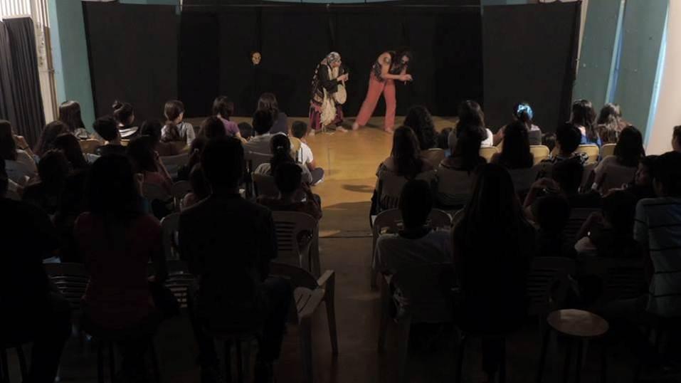 Obra de teatro escolar