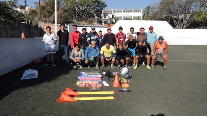 Proyecto Semilla: Parque Solidaridad