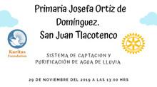Casita de Agua, San Juan Tlacotenco