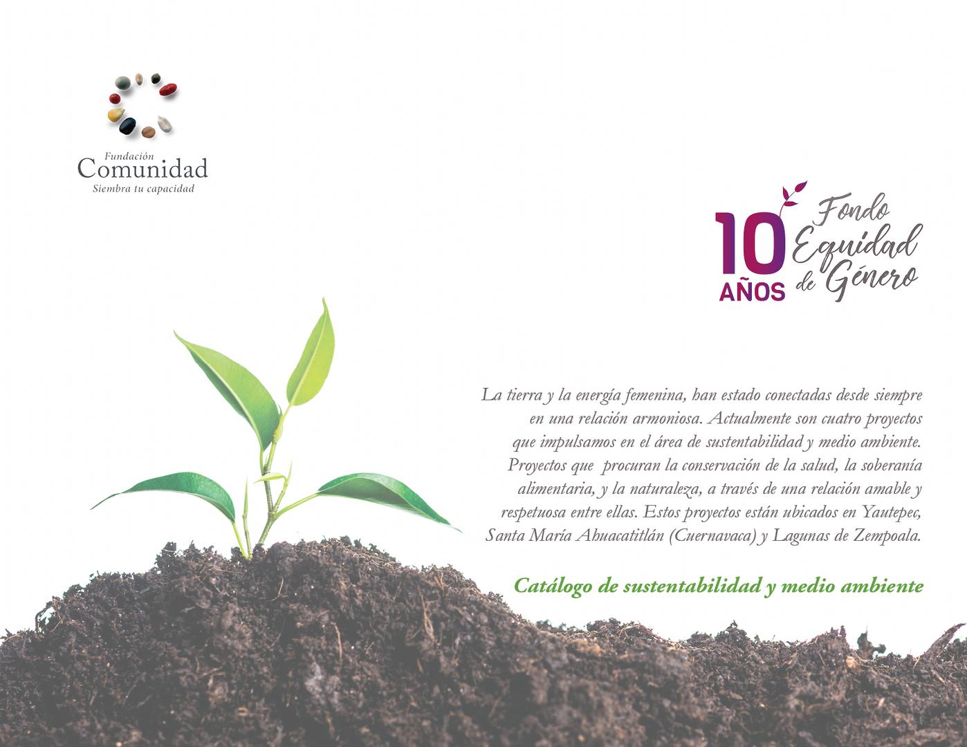 Sustentabilidad y Medio Ámbiente