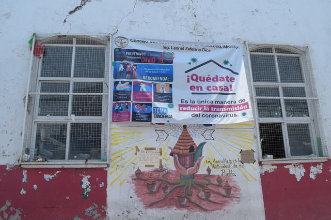 Los diferentes rostros de la pandemia en Morelos