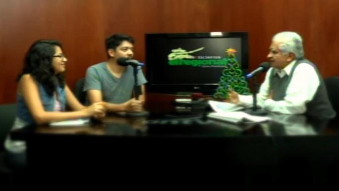 Entrevista en Radio El Regional