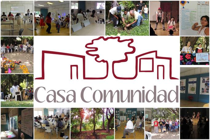 ¡Te invitamos a conocer Casa Comunidad!