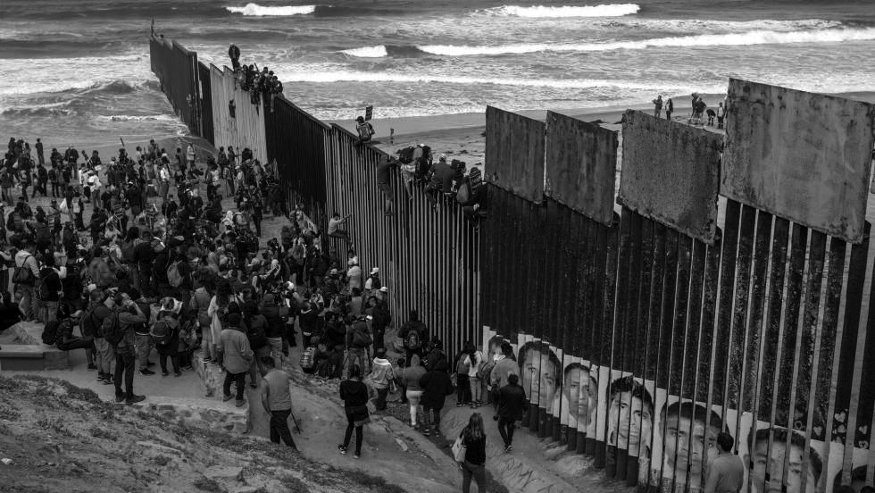 Frontera México - Estados Unidos