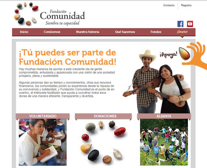 Fundación Comunidad cumple 19 años y para celebrar ¡lanzamos nuevo sitio web!