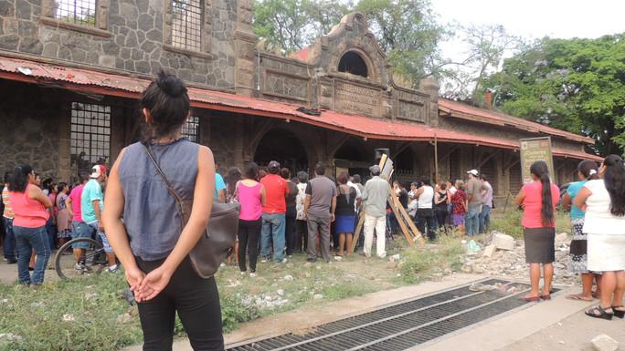 Propone el gobierno rescatar la Antigua Estación de Ferrocarriles de Cuernavaca