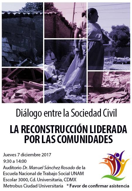 Dialogo entre la Sociedad Civil