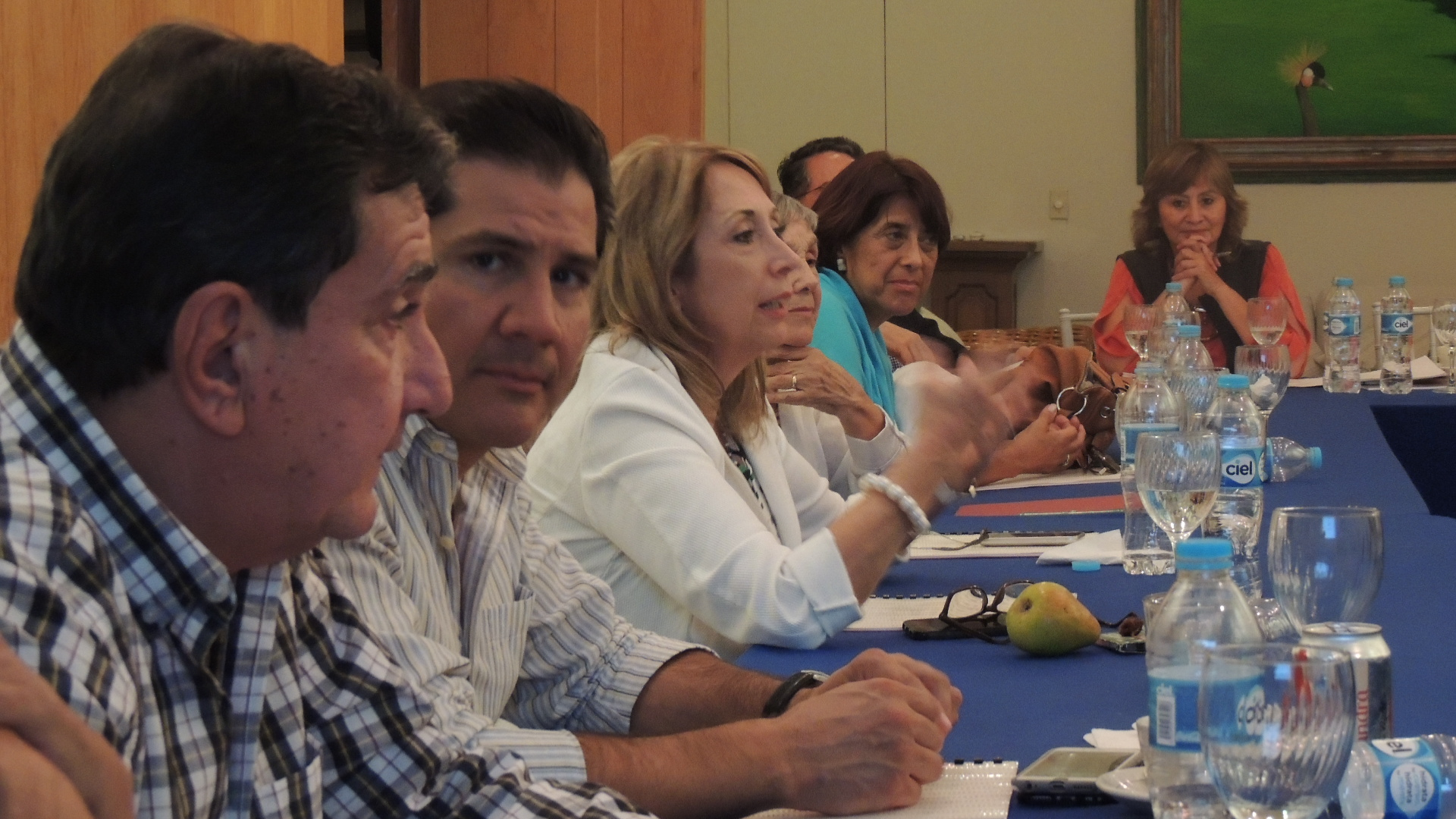 Asamblea de asociados 2016