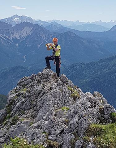 Spaß am Berg