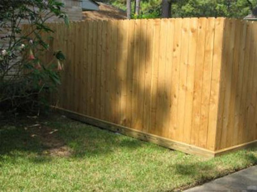 Wood Fence Replacement