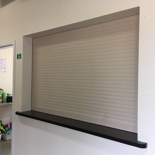 Roll Shutter for Business Security