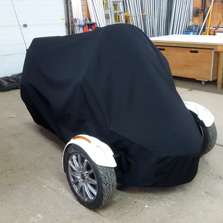Custom Tricycle Cover