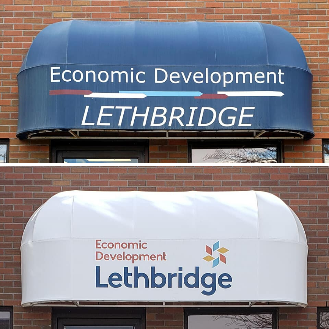 Commercial Awnings Economic Development